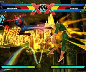 Ultimate Marvel vs. Capcom 3 Chat