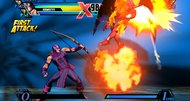Ultimate Marvel vs Capcom 3 Vita functions as PS3 controller