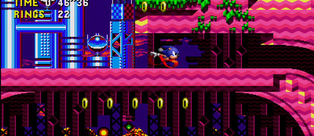 Sonic CD News