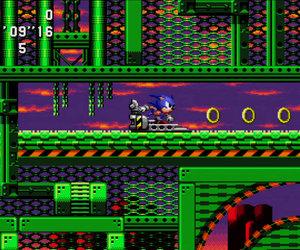 Sonic CD Chat