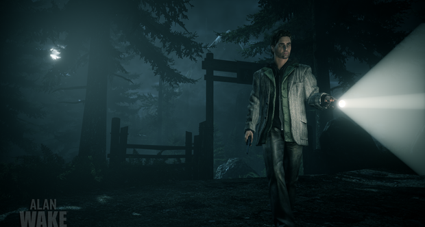 Alan Wake 'First PC Screen'