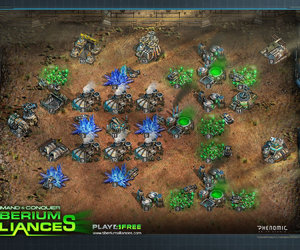 Command & Conquer Tiberium Alliances Chat