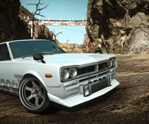 Need for Speed The Run Screenshots