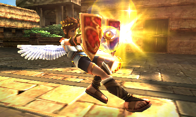 Kid Icarus: Uprising Chat