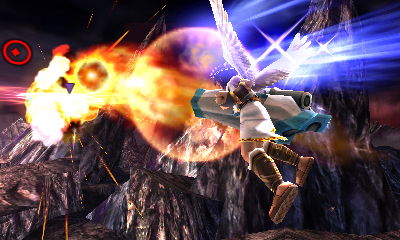 Kid Icarus: Uprising Files