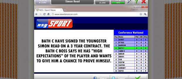 New Star Soccer 5 News