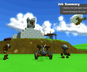Catapult for Hire Screenshots