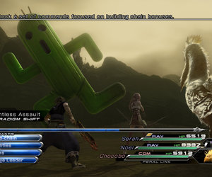 Final Fantasy XIII-2 Chat