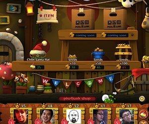 PixelJunk Monsters Social Chat