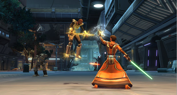 Star Wars: The Old Republic screenshots