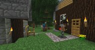 Minecraft 1.1 update adds world options, bow enchantments