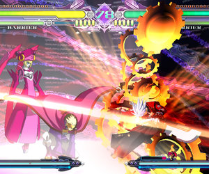BlazBlue: Continuum Shift Extend Chat