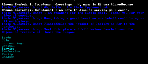 Slaves to Armok: God of Blood - Chapter II: Dwarf Fortress News