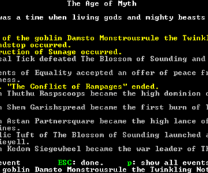 Slaves to Armok: God of Blood - Chapter II: Dwarf Fortress Files