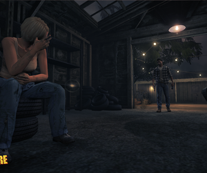 Alan Wake's American Nightmare Screenshots