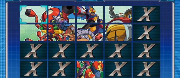 Mega Man X News