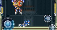 Mega Man X dashes onto iPhone
