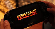 Resistance: Burning Skies gameplay video shows off Vita controls