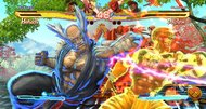 Street Fighter x Tekken Vita characters will be available on console eventually
