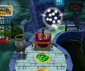 Mario Party 9 Chat