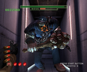 The House of The Dead 3 Screenshots