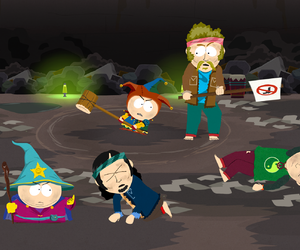 South Park: The Stick of Truth Chat