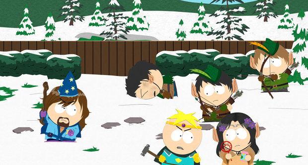 South Park: The Game screenshots