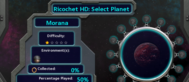 Ricochet HD News