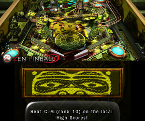 Zen Pinball 3D Screenshots