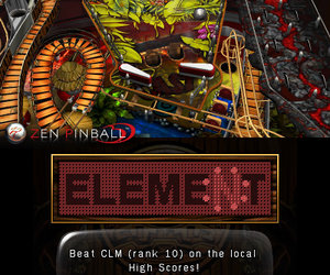 Zen Pinball 3D Screenshots