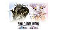 Final Fantasy Origins coming to PSN tomorrow