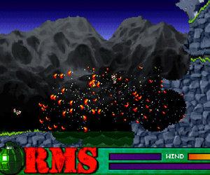 Worms Screenshots