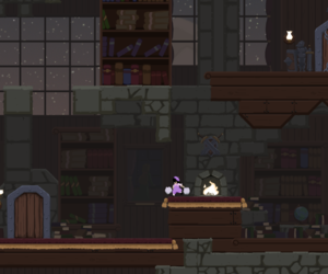Dustforce Screenshots