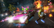 Saints Row: The Third 'Genki Bowl' screenshots