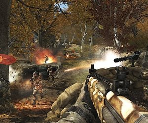 Call of Duty: Modern Warfare 3 Chat