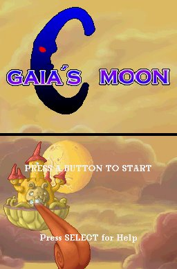 Gaia's Moon Files