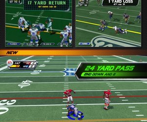 NFL Blitz Screenshots