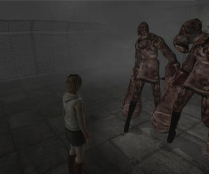 Silent Hill: HD Collection Files