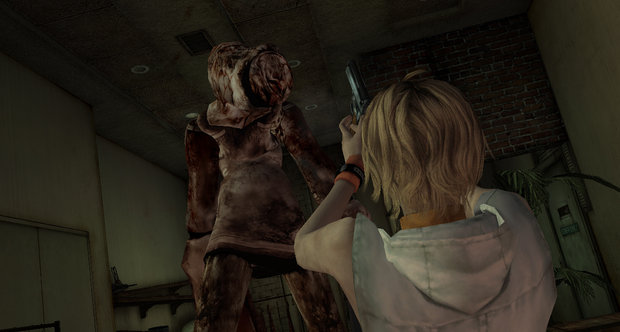 Silent Hill Collection HD screenshots