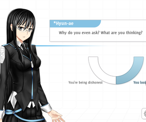 Analogue: A Hate Story Chat