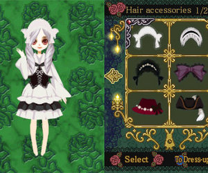 Anne's Doll Studio: Gothic Collection Chat