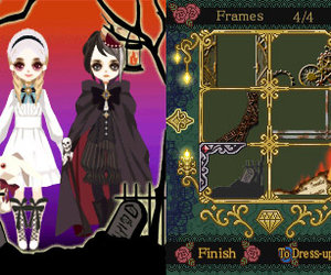 Anne's Doll Studio: Gothic Collection Files