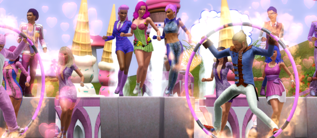 The Sims 3 Showtime News