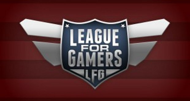League for Gamers logo