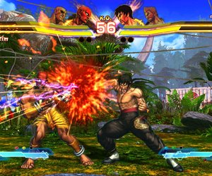 Street Fighter X Tekken Videos