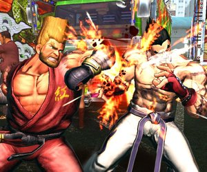 Street Fighter X Tekken Files