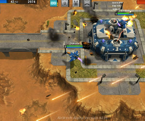 AirMech Screenshots