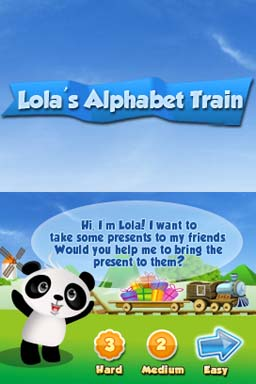 Lola's Alphabet Train Chat
