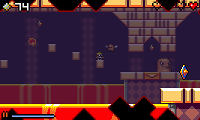 Mutant Mudds Screenshots