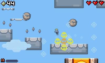 Mutant Mudds Screenshots